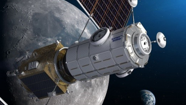 Northrop Taps Paragon to Build Life Support System for Lunar Crew Module - top government contractors - best government contracting event