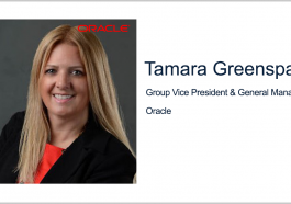 Oracle VP Tamara Greenspan Named to Homeland Security & Defense Business Council's Board - top government contractors - best government contracting event
