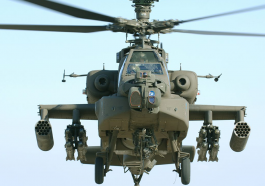 Army Taps Lockheed for Apache Helicopter Sensor Logistics Support - top government contractors - best government contracting event