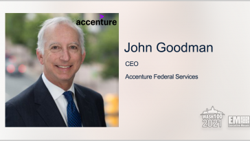 John Goodman: Novetta Deal to Provide Accenture Federal Services Additional Tech Capabilities for Federal Clients - top government contractors - best government contracting event