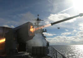 Raytheon Lands $113M Navy Contract Modification for Rolling Airframe Missile Block 2 Production - top government contractors - best government contracting event