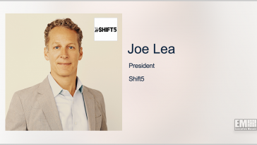 Shift5 Names Joe Lea as President; Josh Lospinoso Quoted - top government contractors - best government contracting event