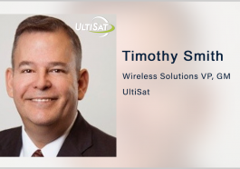 Tim Smith Named Wireless Solutions VP, GM at UltiSat - top government contractors - best government contracting event