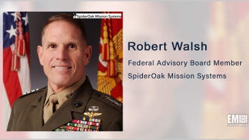 USMC Vet Robert Walsh Added to SpiderOak's Federal Advisory Board - top government contractors - best government contracting event